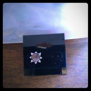Men's Purple/Pewter Tie Pin
